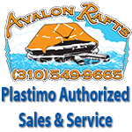 Avalon Rafts authorized Plastimo service station