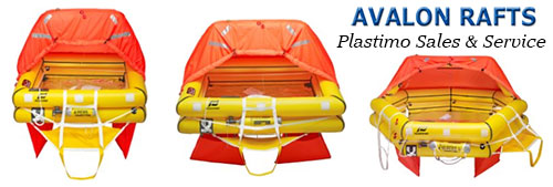 Plastimo Liferafts