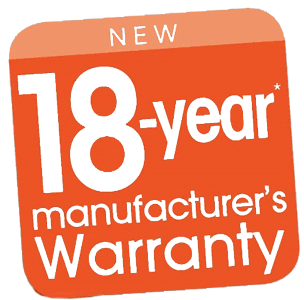 Plastimo 12 year warranty