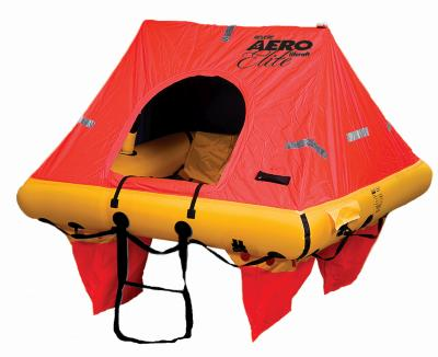 4 person Aero Elite Liferaft