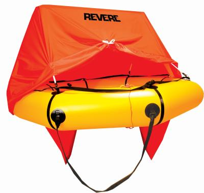 4 Person Aero Compact™ Liferaft  with Canopy