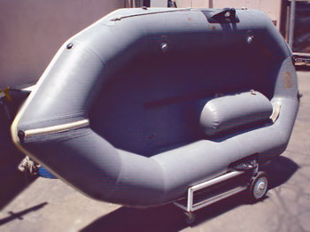 Dinghy and Inflatable Sport Boat Service and Repair - Avalon