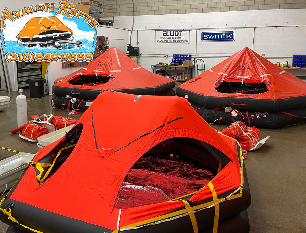 Avalon Rafts Commercial Raft Sales and Service